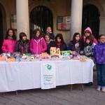 Kinder helfen Berga