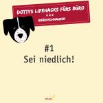 Tierische Lifehacks fürs Bürohundleben