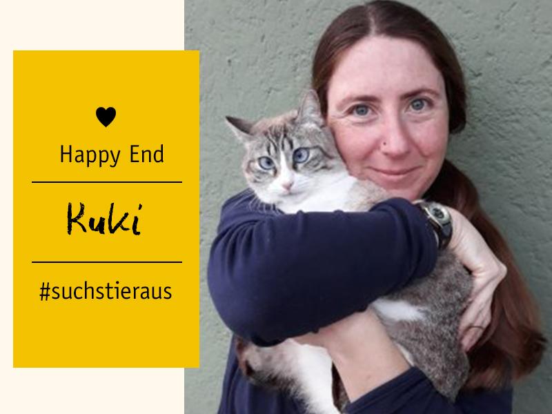 Happy End - Katze Kuki